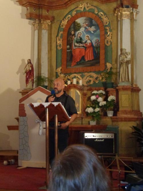 Noc kostelů v kostele sv. Anny na Tanaberku - 9.6.2017