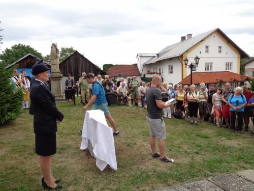 II. etapa Česko-německých svatojakubských dnů - 22.7.2017