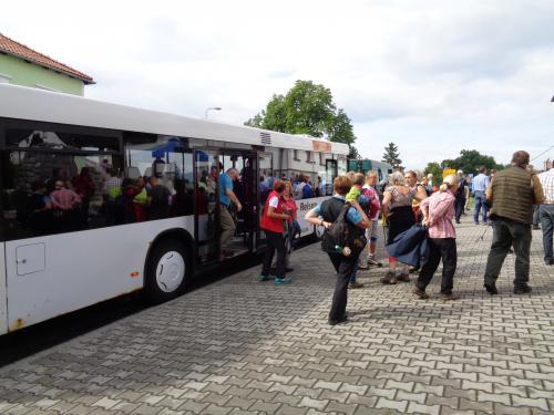 III. etapa Česko-německých svatojakubských dnů - 23.7.2017