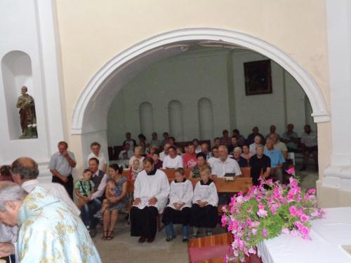 Oslavy 300 let od vybudování kostela sv. Anny na Tanaberku