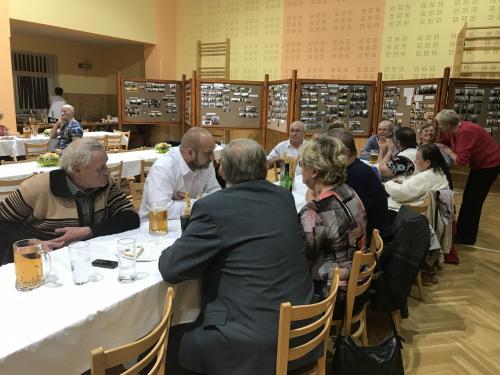 Setkání seniorů - 11. 11. 2017