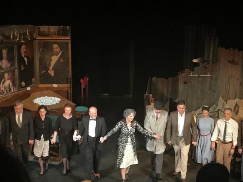 Zájezd do Prahy do divadla Palace