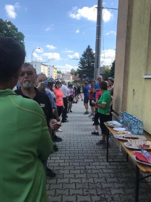 Cyklovýlet na Dračí jezero - 1.6.2019