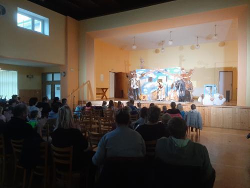 Divadlo pro děti Hlídali jsme Ježíška - 21. 12. 2019