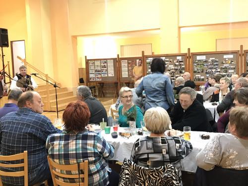 Adventní posezení pro seniory - 8. 12. 2019