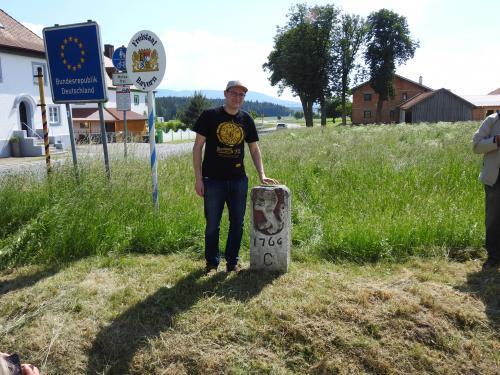 Soboty pro sousedství/ slavnostní otevření hranic Všeruby/Eschlkam