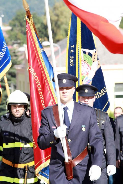 Oslavy 145. výročí  SDH Všeruby 28.9.2013