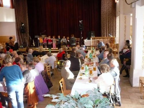 Setkání důchodců 2010